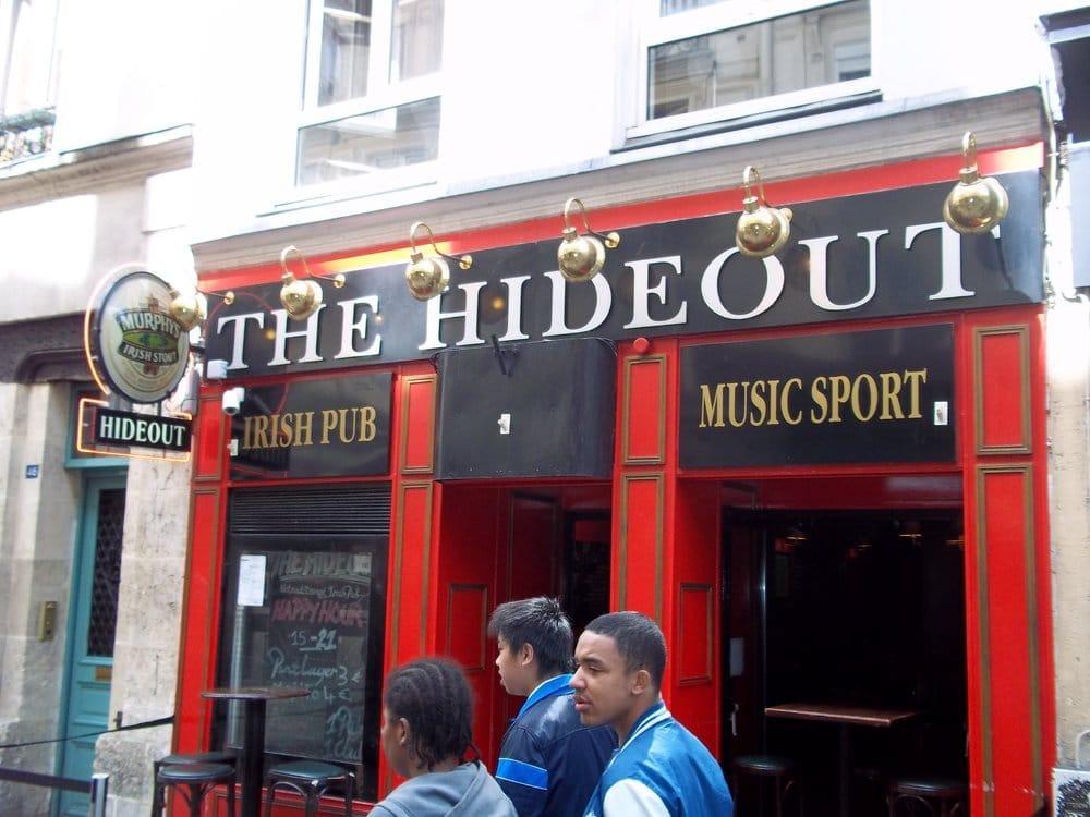 Hide pub club 36 recensioner pubar 46 rue des lombards ch telet les ha - 15 rue des halles 75001 paris ...