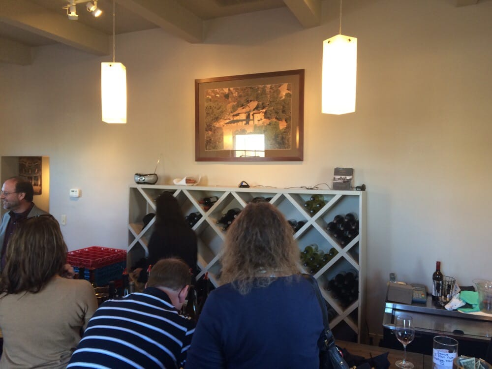 Three California Vineyards Tasting Room: 338 E First St, Hermann, MO