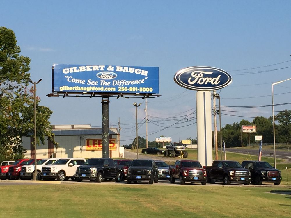 Gilbert & Baugh Ford: 10195 US Hwy 431, Albertville, AL