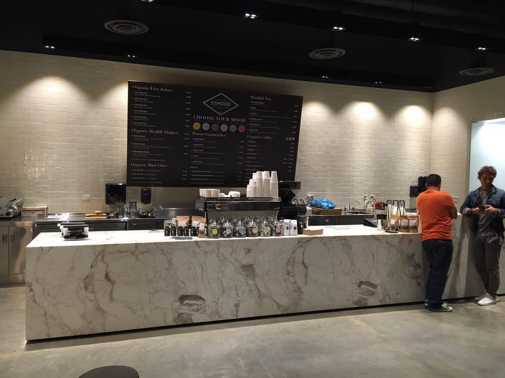 Dr Smood Wynwood Organic Cafe Miami Fl