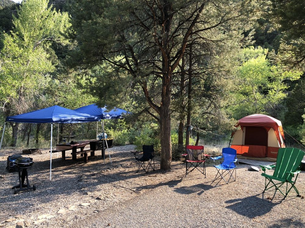 Little Cottonwood Campground: State Hwy 153, Beaver, UT