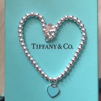 24fcfe9c1 Photo of Tiffany & Co - New Orleans, LA, United States. Birthday bracelet