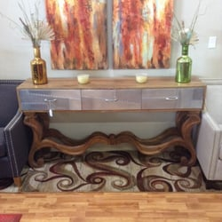 Photo Of Knox Furniture Gallery   Dallas, TX, United States. Mango Wood  Accent
