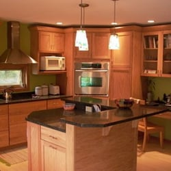 Photo Of Adams Design Construction   Madison, WI, United States. Kitchen  Design And