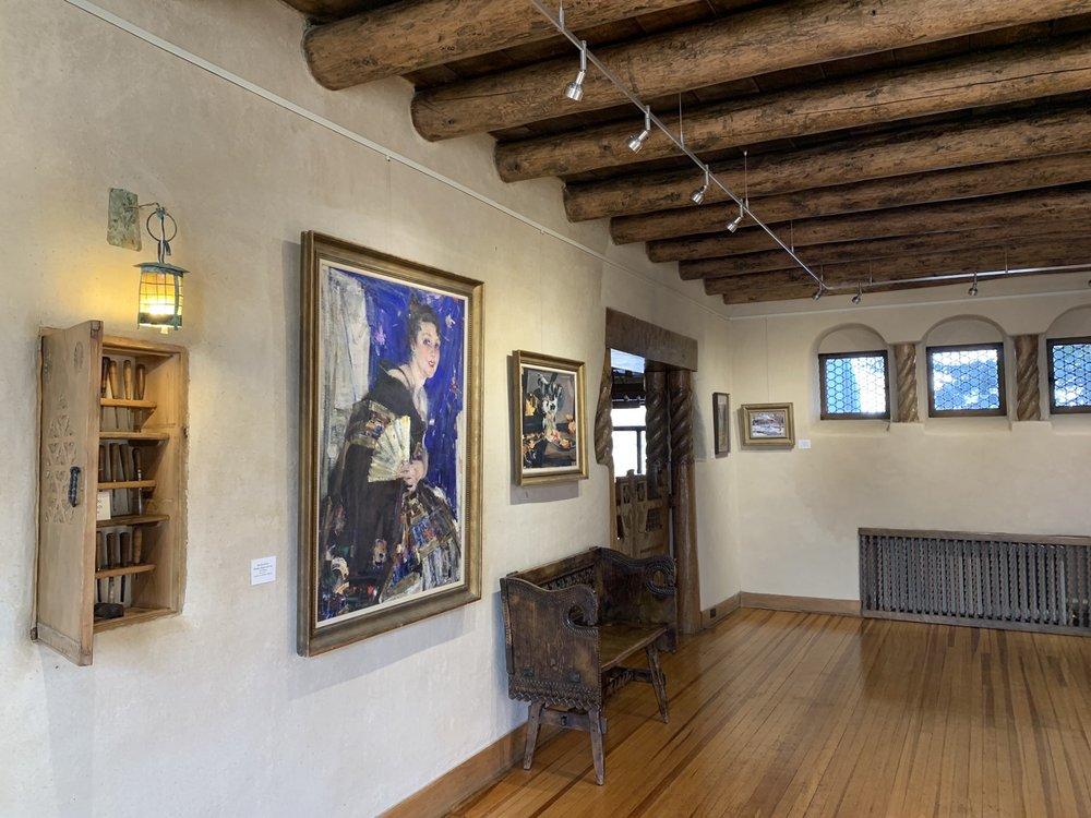 Taos Art Museum at Fechin House: 227 Paseo Del Pueblo Norte, Taos, NM