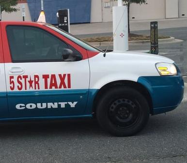 5 Star Taxi: 7001 Arundel Mills Blvd, Hanover, MD
