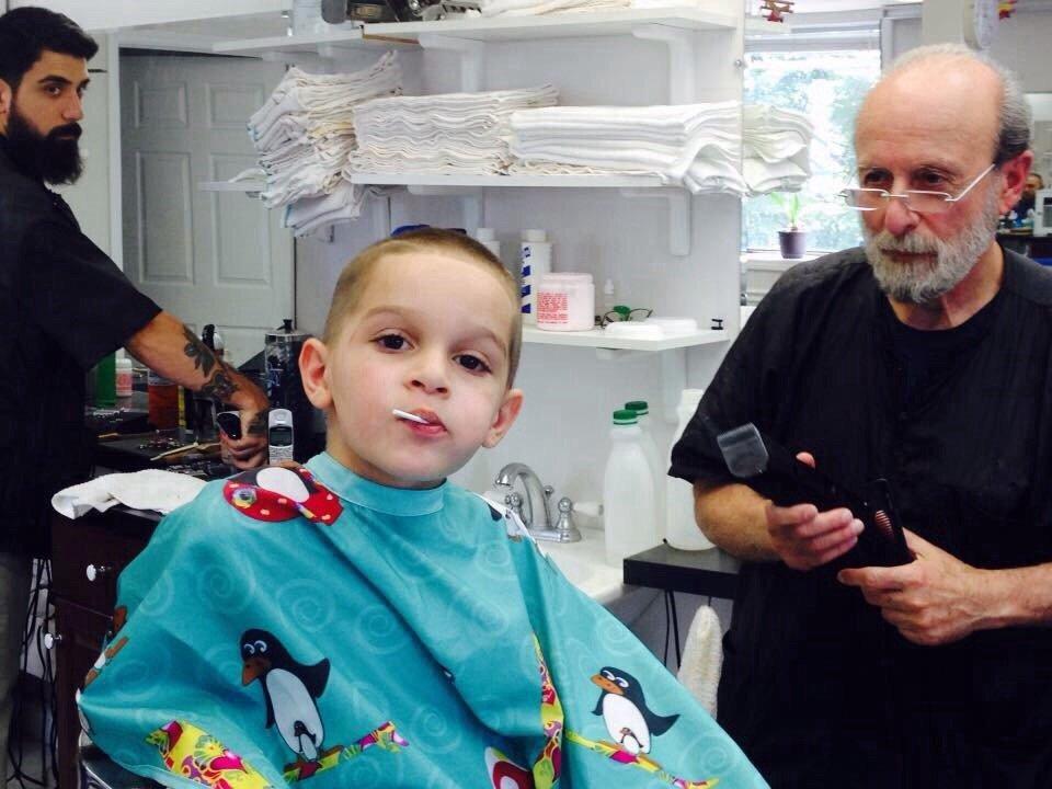 Johnny's Barber Shop: 47 S Plank Rd, Newburgh, NY