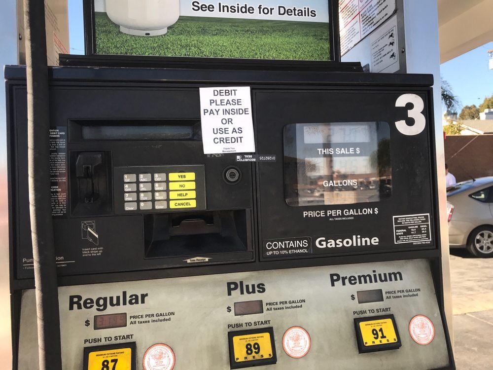 Berri Brothers Gas Station: 8221 Garden Grove Blvd, Garden Grove, CA