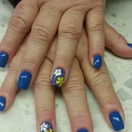 V i p spa nail 24 photos 120 reviews nail salons for Acton nail salon