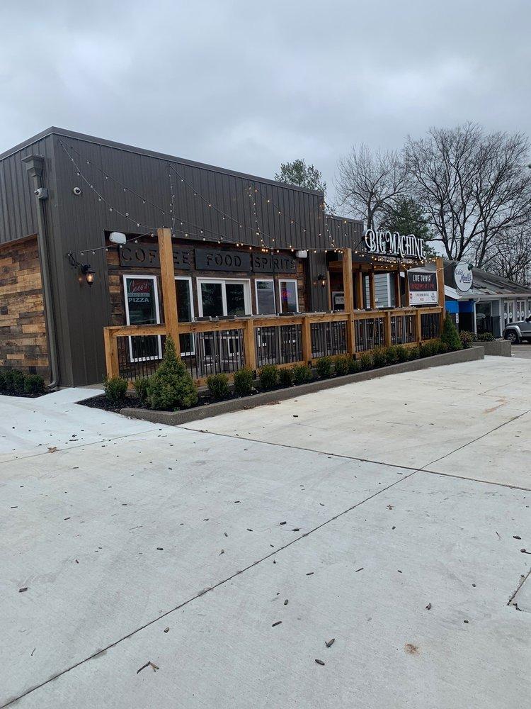 Big Machine Distillery & Tavern: 2824 Bransford Ave, Nashville, TN
