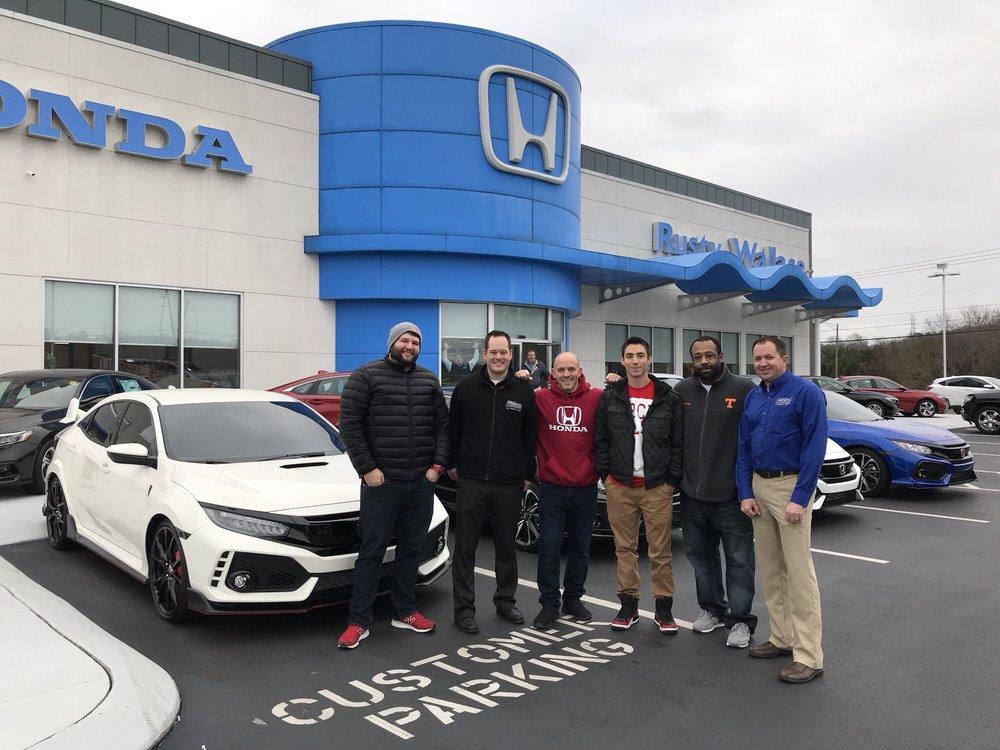 Honda Dealers In Tennessee >> Rusty Wallace Honda 20 Reviews Car Dealers 109 Callahan Dr