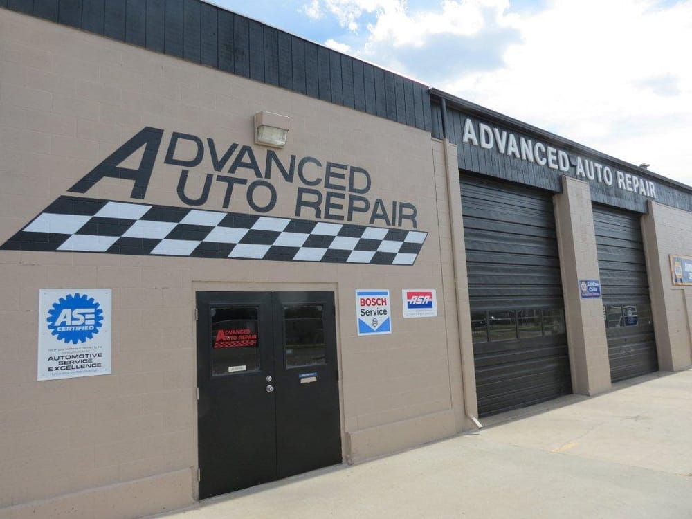 Advanced Auto Repair: 202 N Cherry Ave, Rapid City, SD