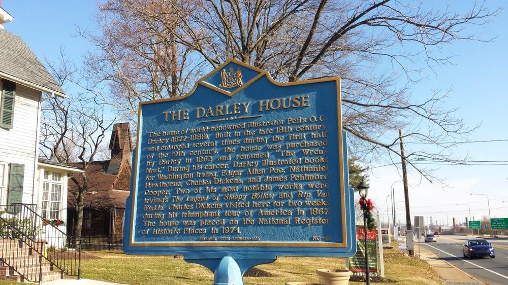The Darley House: Philadelphia Pike Darley Rd, Claymont, DE