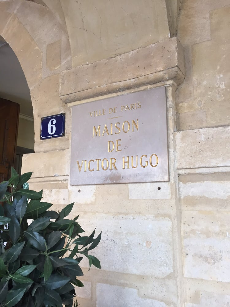 Photo de La maison de Victor Hugo - Paris, France