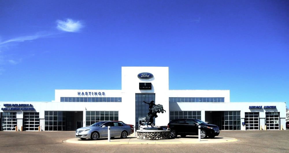 Hastings Ford Lincoln: 3101 Osborne Dr W, Hastings, NE