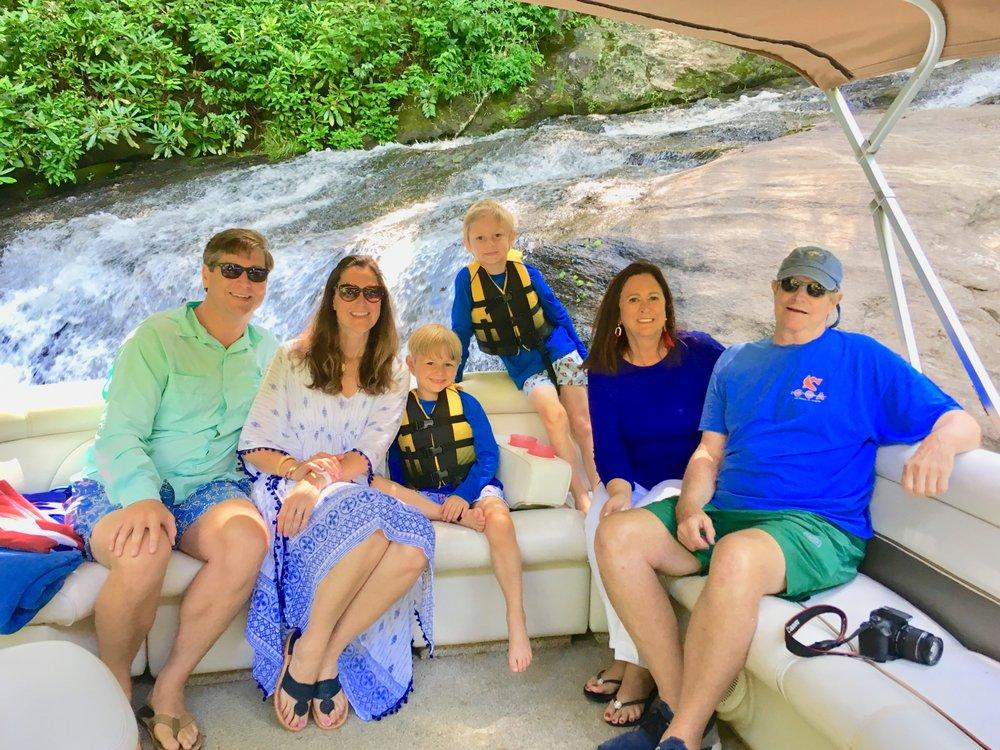Lake Glenville Scenic Waterfall Cruises: 4769 NC-107, Glenville, NC