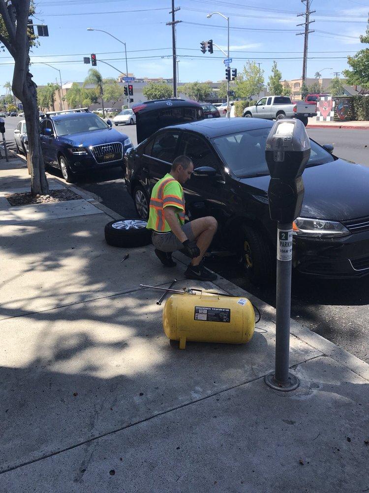Tire service San Diego