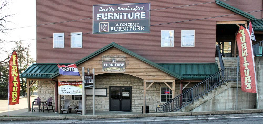 Dutch Craft Furniture: 4774 US 62, Millersburg, OH