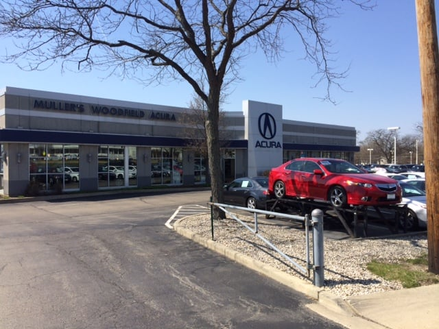 Mullers Woodfield Acura >> Muller S Woodfield Acura 1149 W Golf Rd Hoffman Estates Il