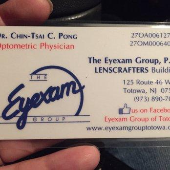LensCrafters - Eyewear & Opticians - 125 Route 46 W, Totowa, NJ ...