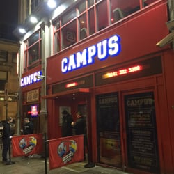 Campus 17 photos 29 reviews clubs 332 sauchiehall for Chambre 69 club glasgow