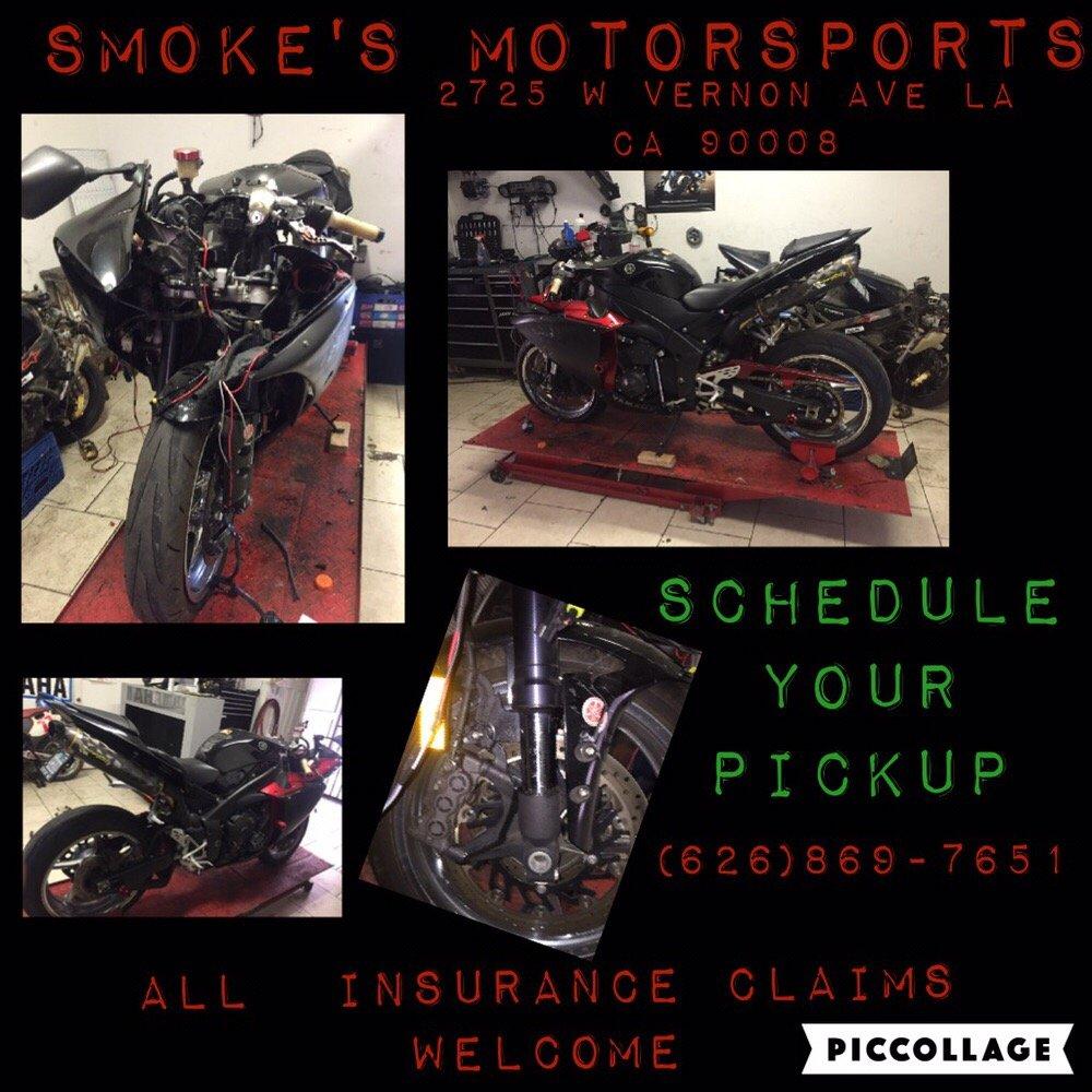 Smoke's Motorsports: 2725 W Vernon Ave, Los Angeles, CA