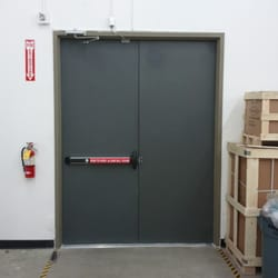 Charmant Photo Of Access Commercial Door Company   Campbell, CA, United States.  Hollow Metal