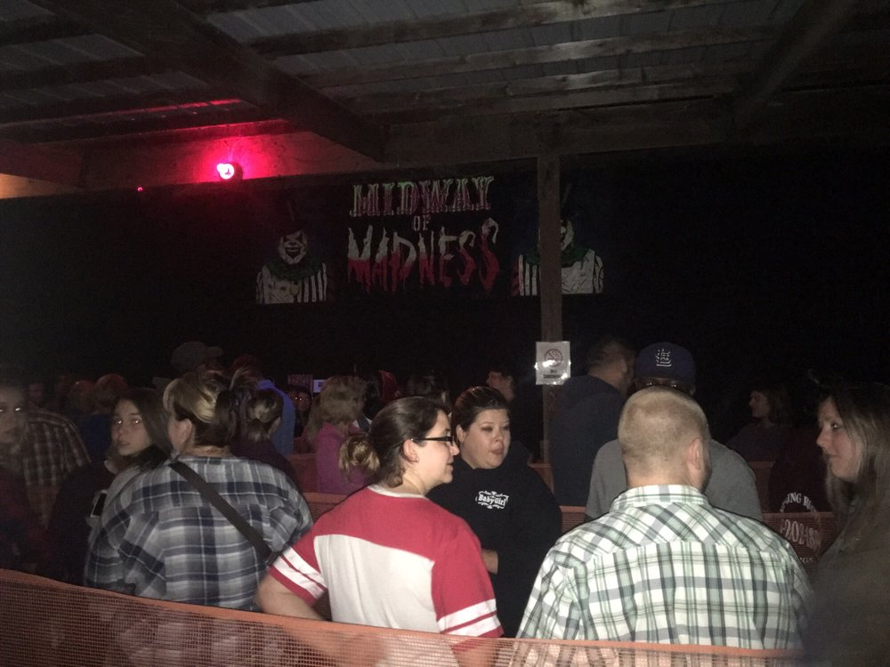 Midway of Madness Haunted Attraction: 1302 N Coler Ave, Urbana, IL