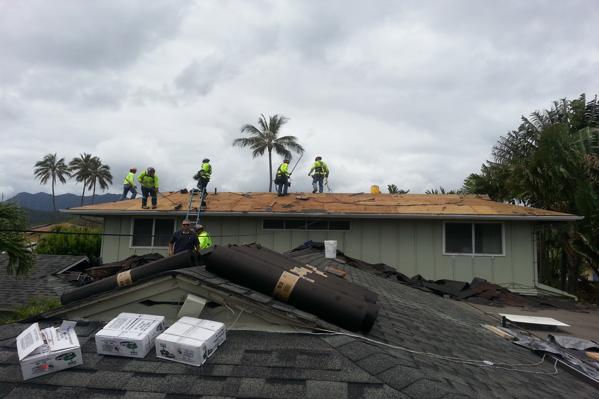 Beachside roofing llc tetti 91 571 nukuawa st kapolei for Lucernari di hawaii llc