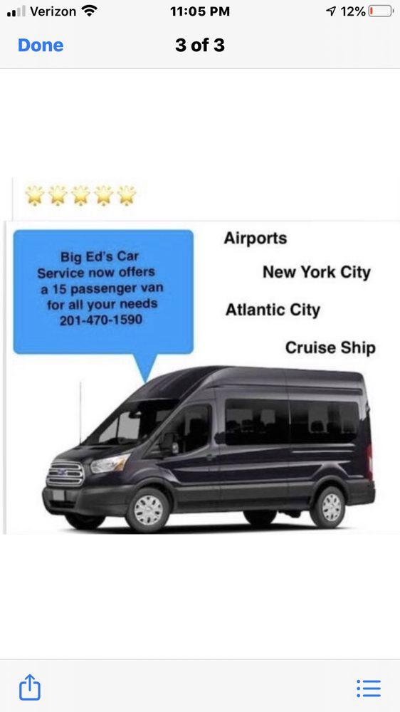 Big Ed's Car Service: 639 5th St, Carlstadt, NJ