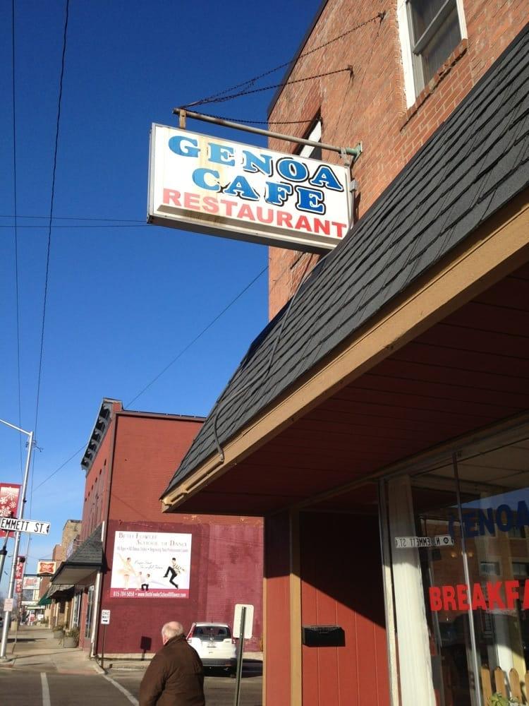 Downtown Cafe: 233 W Main St, Genoa, IL