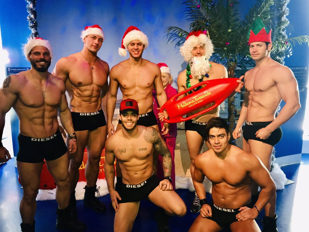 Male stripper army costume los angeles
