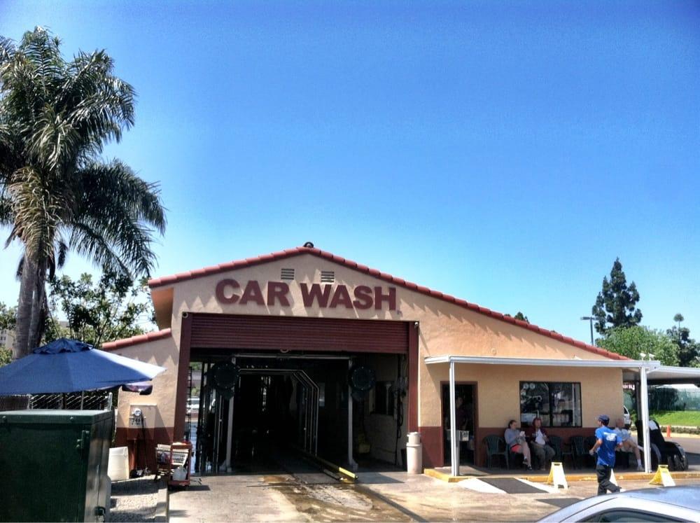 Car Wash Midway San Diego
