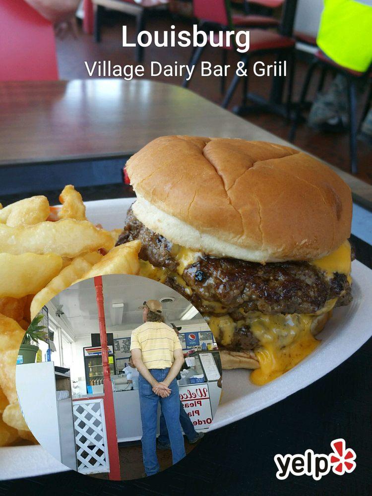 Village Dairy Bar & Griil: 701 N Bickett Blvd, Louisburg, NC