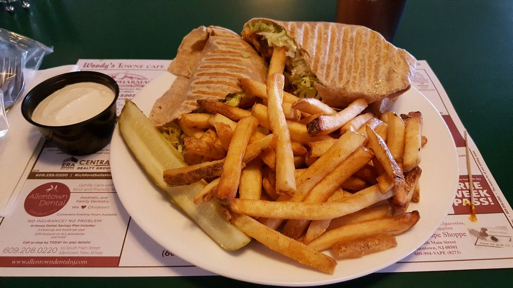 Woody's Towne Cafe: 27 S Main St, Allentown, NJ