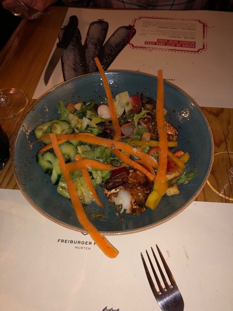 Restaurant Freiburger-Falle - Murten