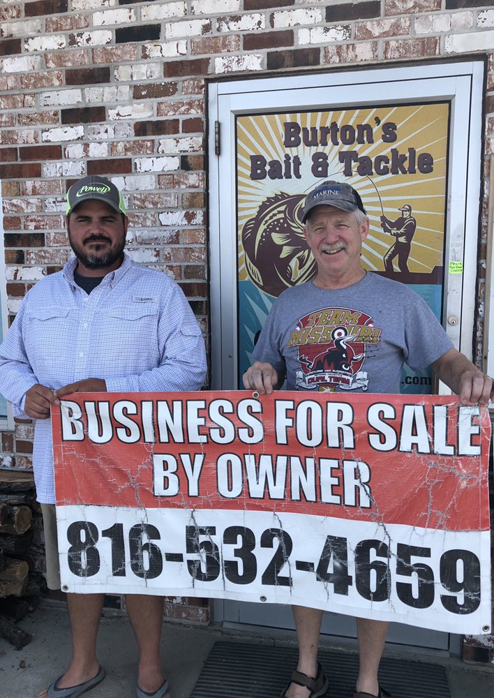 Burton's Bait & Tackle