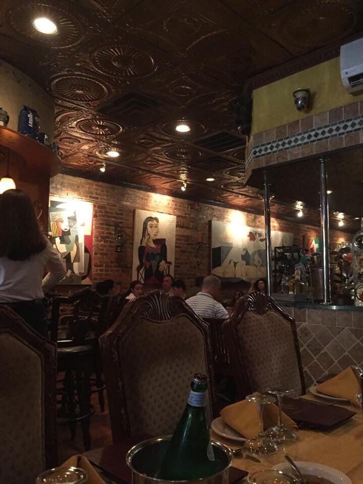 Cafe Picasso Restaurant Somerville Nj