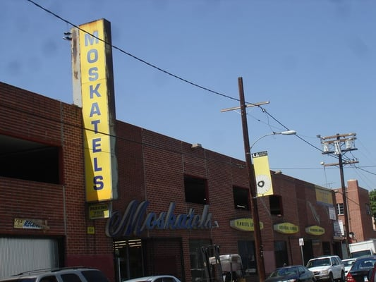 Moskatels 733 san julian st los angeles ca arts crafts for Arts and crafts stores los angeles
