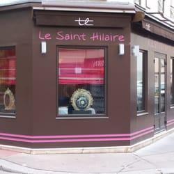 Le Saint Hilaire Restaurant Rouen