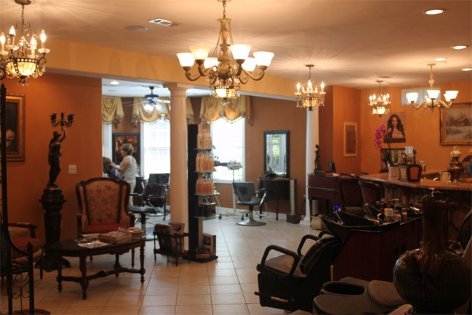 Carlos Salon and Day Spa: 21010 Rostormel Ct, Ashburn, VA