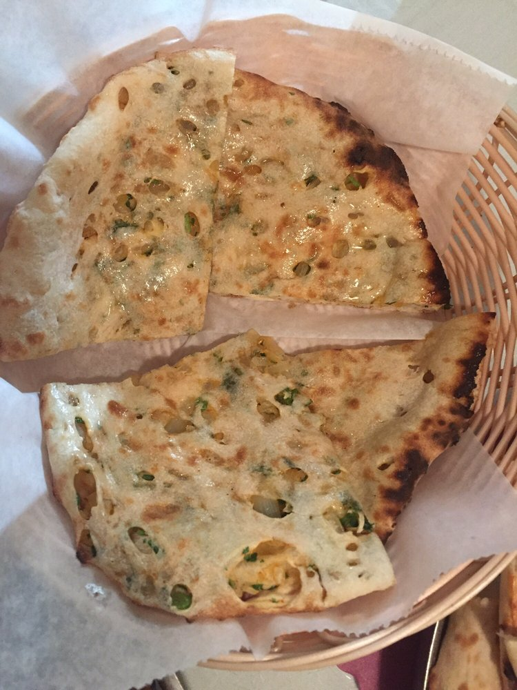 Onion kulcha stuffed with onions and green coriander i for Ashoka indian cuisine troy
