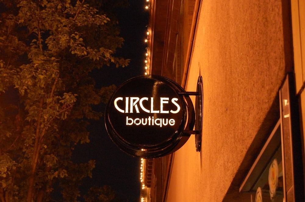 Circles Boutique: 114 N Neil St, Champaign, IL