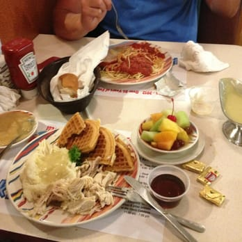 Photo Of Alamo Restaurant Elysburg Pa United States En N Waffles