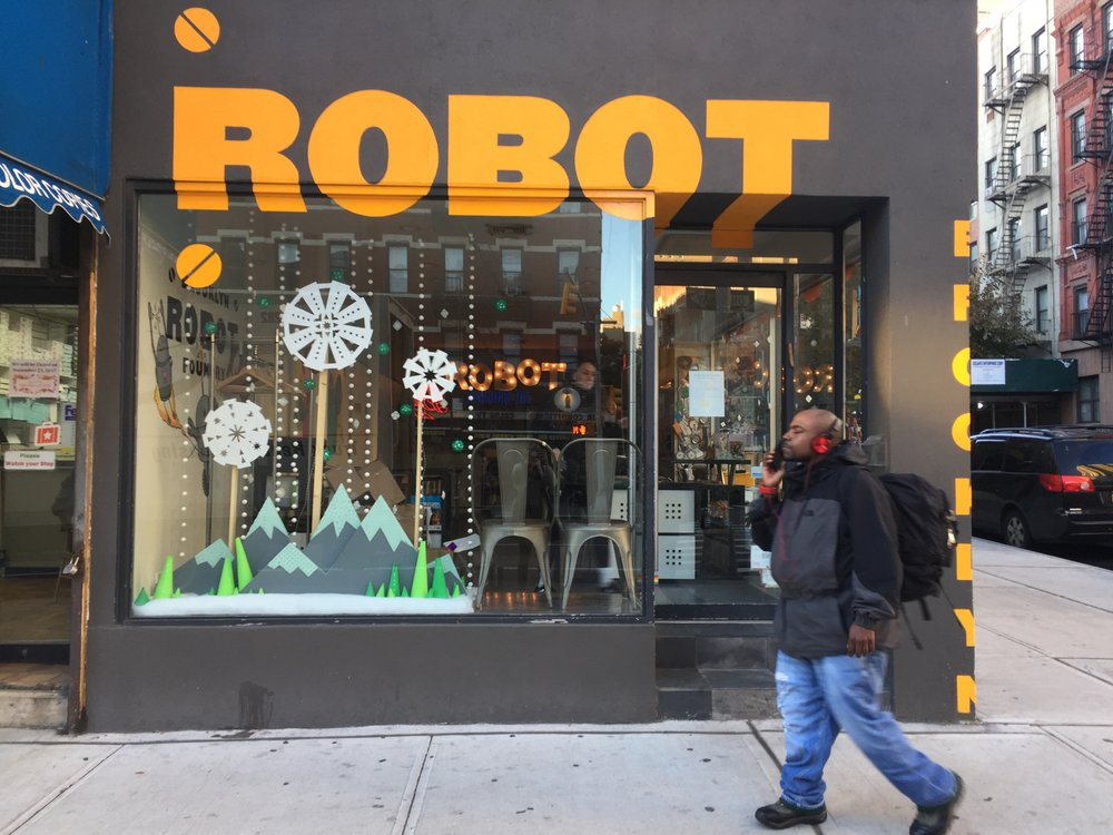 Brooklyn robot foundry 1597 2nd ave yorkville for Kitchen cabinets 2nd ave brooklyn