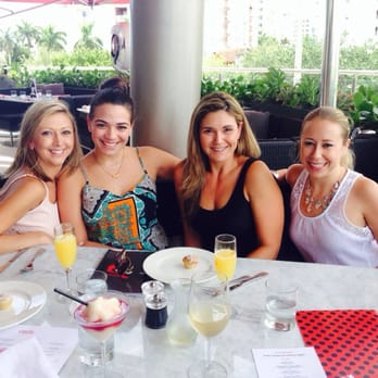 Coral Cafe Miami Mother S Day Brunch