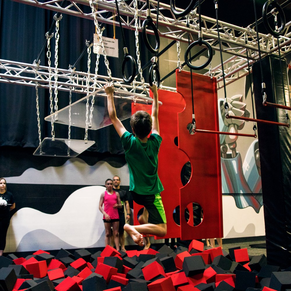 Elevated Sportz Indoor Trampoline Fun Center: 18311 Bothell-Everett Hwy, Bothell, WA