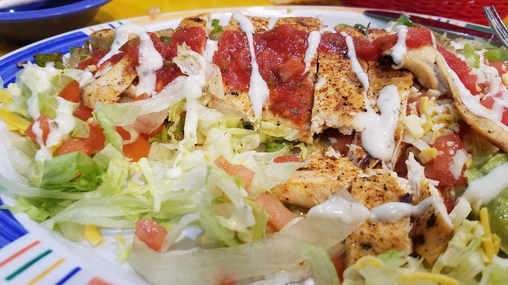 El Agave's Mexican Restaurant: 501 N Hervey St, Hope, AR