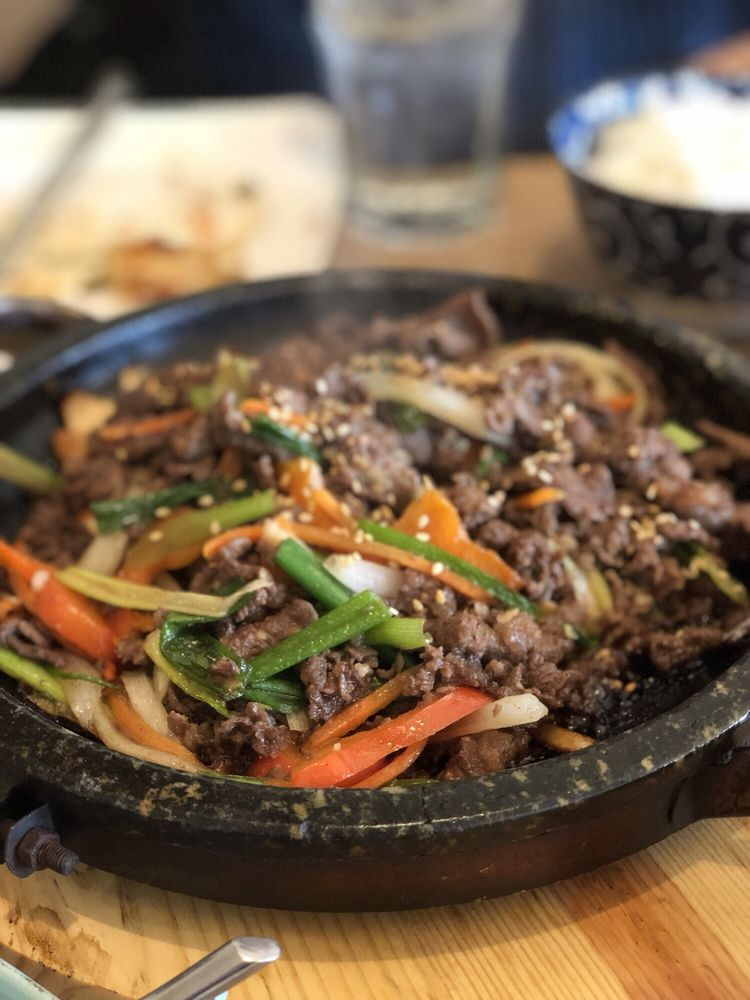Eden Korean Restaurant: 1428 Marlton Pike E, Cherry Hill, NJ