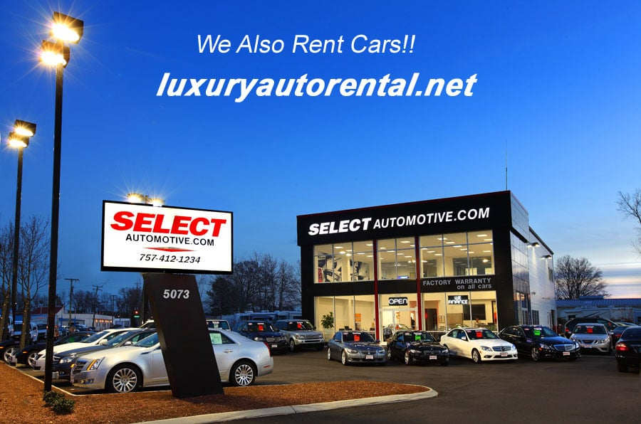 Select Luxury Auto Rental